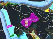 Vinpearl Safari Phu Quoc recibe centenares de animales exóticos