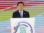 APEC, vanguardista en impulso de crecimiento sostenible