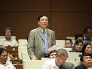 Ministros vietnamitas rinden cuenta ante Parlamento
