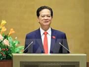 Rinde cuenta primer ministro de Vietnam al Parlamento