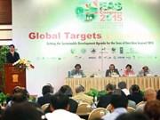 Seminarios sobre cambio climático y gestión del conocimiento en Asia Oriental