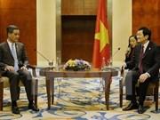 Cumple Tan Sang nutrida agenda en XXIII Cumbre de APEC