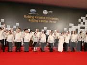 Determinan líderes de APEC impulsar incremento inclusivo y sostenible