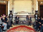 Presidente del Senado checo finaliza visita a Vietnam