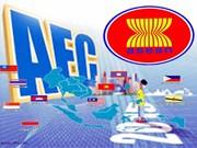 Formación de Comunidad Económica favorecerá inversiones en ASEAN