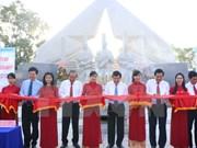 Presidente vietnamita asiste al homenaje a mártires en Long An