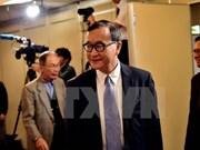 Tribunal de Phnom Penh cita al dirigente opositor