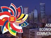 Publican documentos sobre Comunidad Económica de ASEAN
