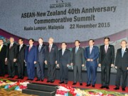 Nueva Zelanda invierte más de 130 millones USD en ASEAN