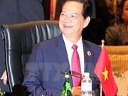Premier vietnamita interviene en Cumbre de Asia Oriental
