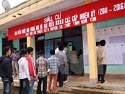 Fijan fecha para las elecciones parlamentarias en Vietnam