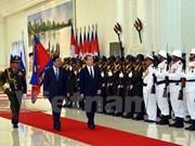 Cambodia y Rusia robustecen cooperación multifacética