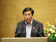 Parlamento avala lista de miembros de consejo nacional electoral