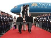 Presidente vietnamita inicia visita estatal a Alemania