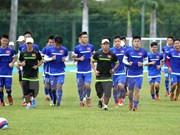 Vietnam oficializa listado de 29 jugadores de selección olímpica
