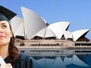 Nuevas becas de gobierno australiano para posgraduados vietnamitas