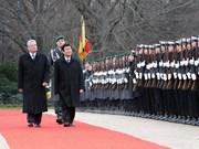 Vietnam y Alemania potencian asociación estratégica
