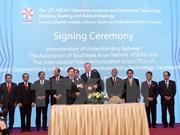 ASEAN promueve lazos en Tecnología Informática y Comunicaciones
