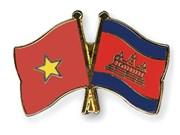 Destacan buena marcha de nexos Vietnam-Cambodia