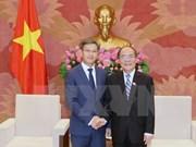 Vietnam considera importante desarrollo de relaciones de amistad con Laos