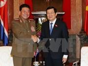 Presidente de Vietnam destaca amistad tradicional con Corea del Norte