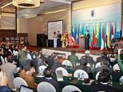 Representantes de Vietnam elegidos como presidente y secretario general de FPA
