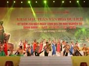 Semana de cultura y turismo honra al poeta Nguyen Du