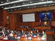 Parlamento de Cambodia aprueba presupuesto para 2016