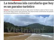 Isla Con Dao en la prensa argentina