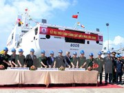 Botan al agua Guardacostas 8005 en Da Nang
