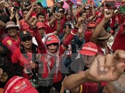 "Tailandia libera a líderes de ""camisas rojas"""
