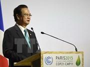 Llaman a países desarrollados a ser pioneros en lucha contra cambio climático