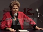 Presidenta brasileña cancela visita a Vietnam por asuntos internos