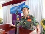 Fomentan nexos profesionales Vietnam- China en mantenimiento de paz de ONU