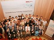 Sudcorea y países sudesteasiáticos abogan por desarrollo de energías renovables