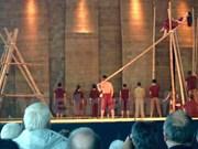 Organizan concurso de artes circenses entre Vietnam, Laos y Cambodia