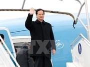 Premier vietnamita inicia visita a Bélgica y Unión Europea