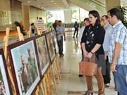 Muestra fotográfica de VNA resalta avances de nexos especiales Vietnam- Cuba