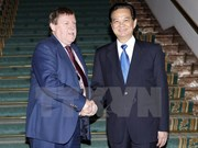 Parlamento belga respalda reconocimiento de economía de mercado de Vietnam