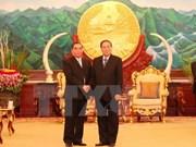 Asiste miembro del Buró Político del PCV a aniversario 40 de Laos