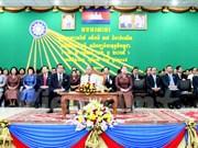 Conmemoran fundación de frente de solidaridad de Cambodia