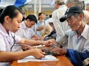 Figura Vietnam entre países con mayor ritmo de envejecimiento demográfico