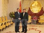 Vietnam y Laos reafirman disposición de impulsar lazos bilaterales
