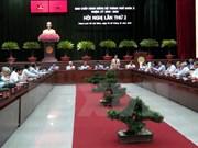 Ciudad Ho Chi Minh proyecta un crecimiento de ocho por ciento en 2016
