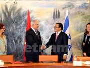Vietnam e Israel determinan elevar intercambio comercial