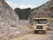 Deslizamiento en mina de Dien Bien no es un accidente de trabajo