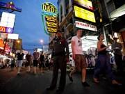 Rusia advierte de la entrada de terroristas de IS en Tailandia