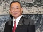 Presidente de Cámara Alta de Japón visitará Vietnam
