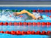 Vietnam gana cuatro oros de natación en Juegos Paraolímpicos de ASEAN