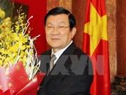 Presidente vietnamita se reúne con electorado de Ciudad Ho Chi Minh